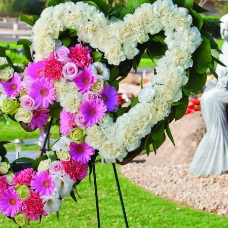 Crosses, Wreaths,Hearts and Form Pieces