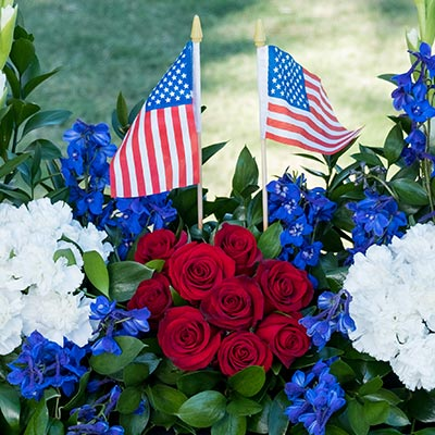 Veteran Flower Arrangements